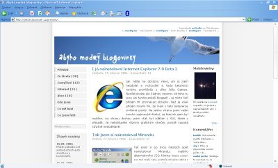 Internet Explorer 6.0 SP2